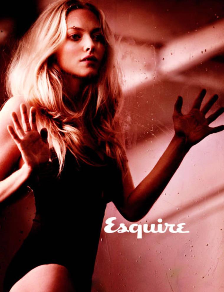 Amanda Seyfried in Esquire Magazine, April 2010 Issue