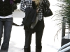 Anna Kournikova Shopping at Barneys New York in Beverly Hills
