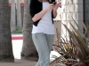Anna Paquin out and about in Los Angeles