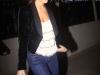 Ashley Greene at Aquaro Restaurant