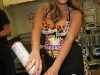 Aubrey O'Day at Millions of Milkshakes in West Hollywood