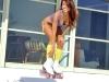 Audrina Patridge at FHM photo shoot