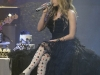 Avril Lavigne performing on The Tonight Show With Jay Leno