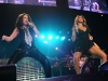 Beyonce Knowles Performs at the Alicia Keys Concert