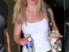 Britney Spears in little short sout in West Hollywood
