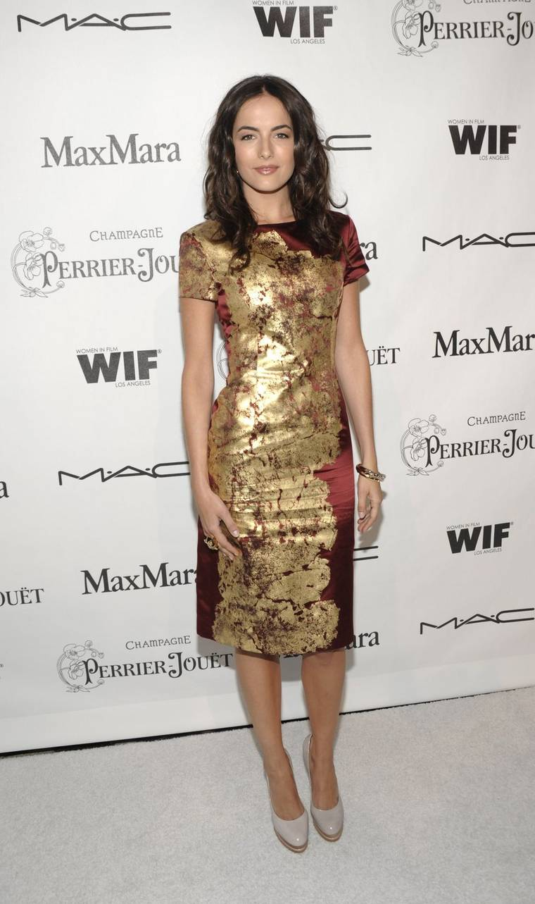 Camilla Belle at the 3rd Annual Women In Film Pre-Oscar Party