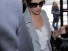 Cheryl Cole at LAX airport Feb 2010