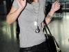 Cheryl Tweedy Cole at Heathrow Airport in Londodn