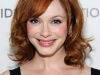 Christina Hendricks at 18th Annual Elton John AIDS Foundation Academy Award Party