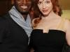Christina Hendricks - Cirque Du Soleil's 'Viva ELVIS' in Las Vegas