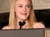 Dakota Fanning at the 46th Annual Cinema Audio Society Awards