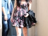 Demi Lovato - Leggy Heading For Brunch