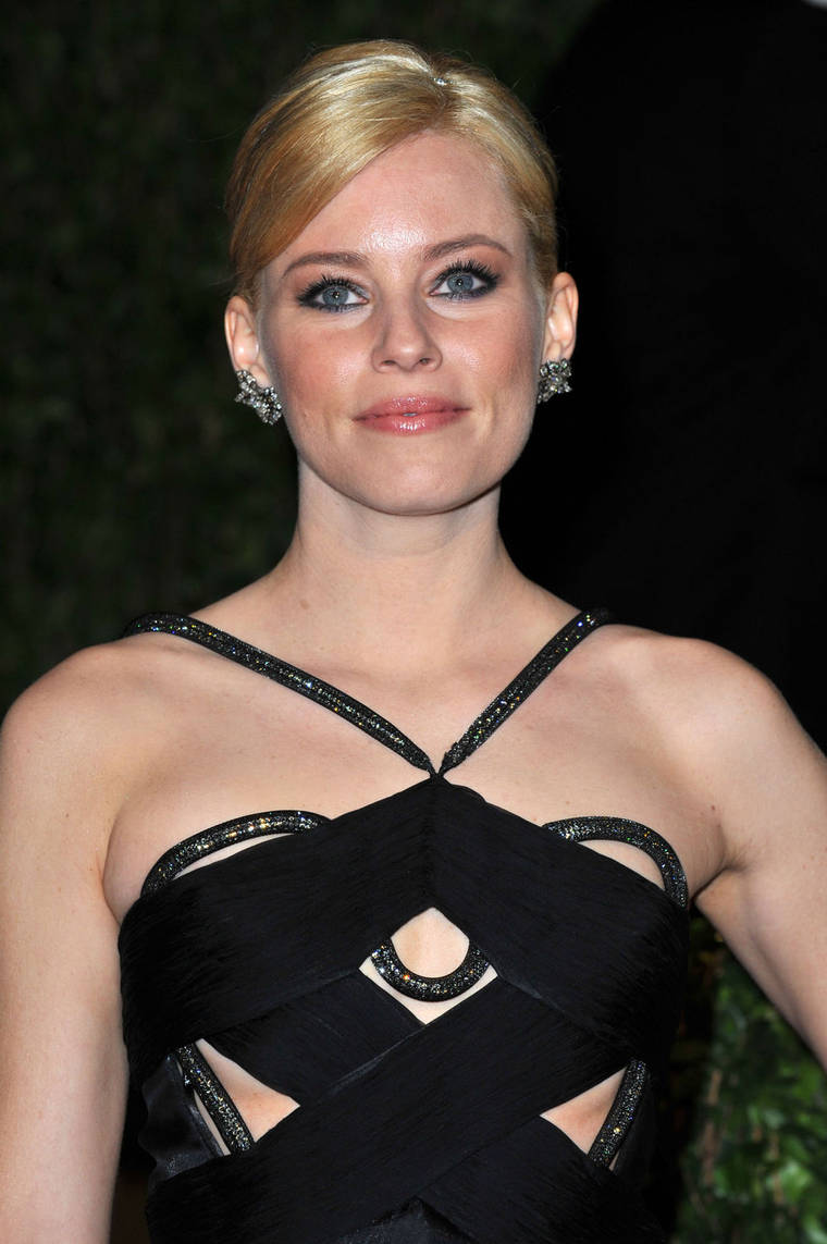 Elizabeth Banks at 2010 Vanity Fair Oscar Party