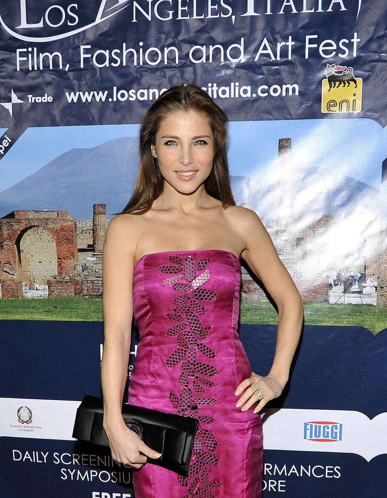 Elsa Pataky - Andrea Bocelli Premiere At Film, Fashion, And Art Festival