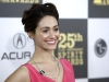 Emmy Rossum at the 25th Film Independent Spirit Awards