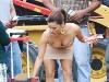 "Eva Longoria - Filming ""Desperate Housewives| in LA"