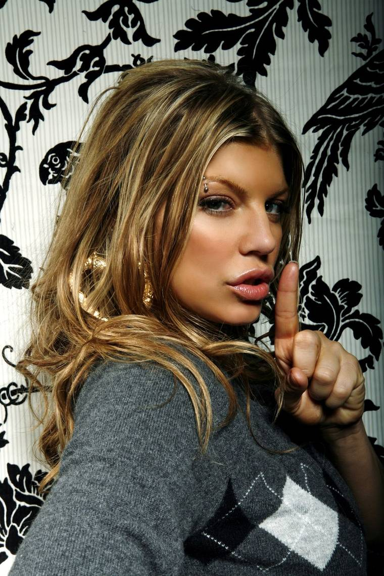 Fergie Ferguson in Ben Ritter Photoshoot