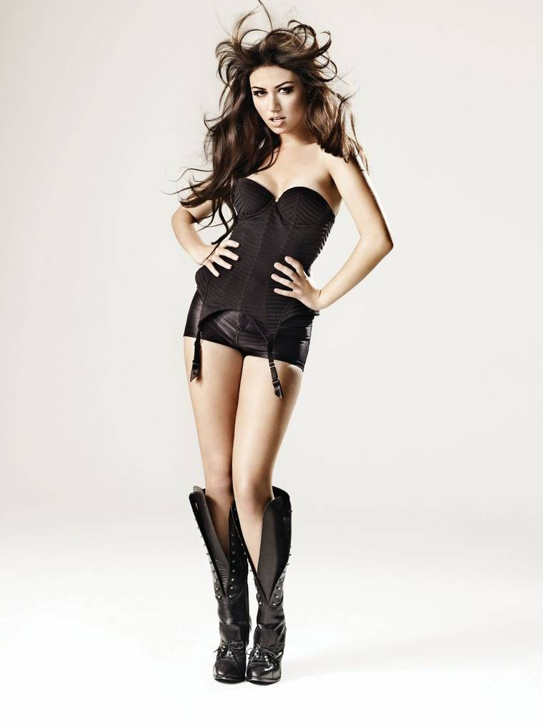 Gabriella Cilmi in Ten Album promoshoot