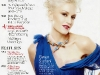 Gwen Stefani in InStyle Magazine, April 2010 Issue