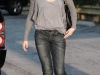 Gwen Stefani - out for family dinner in Beverly Hills