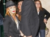 Hayden Panettiere - In Tight Leather Pants at 'The Perfect Game' premiere in LA with Wladimir Klitschko