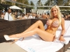 Heidi Montag at Liquid Pool at Aria at CityCenter in a Bikini