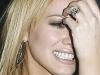 Hilary Duff at Katsuya Restaurant in LA