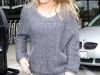 Hilary Duff at LAX Airport Feb 23. 2010
