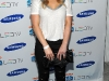 Hilary Duff at Samsung 3D LED TV launch party