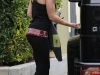 Hilary Duff At the gym in LA