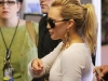 Hilary Duff - Leggy at the airport in Hawaii