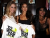 Irena Shayk, Jessica White and Julie Henderson for Sports Illustrated Swimsuit Models Raise Funds For Haiti in NY