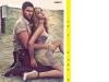 Jennifer Aniston and Gerard Butler in W Magazine