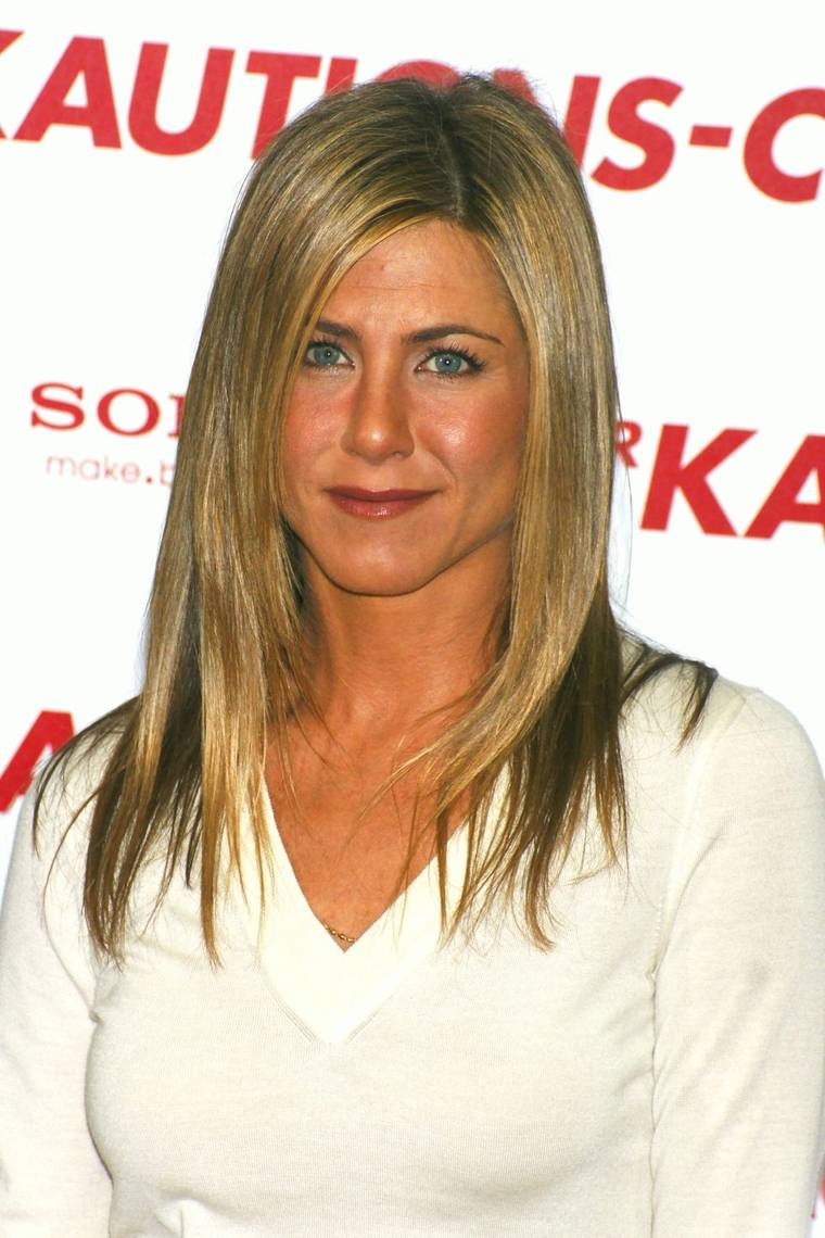 Jennifer Aniston at The Bounty Hunter Berlin photocall