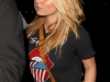 Jessica Simpson at Dane Cook's show