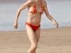 Julie Bowen in a bikini in Hawaii