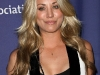 Kaley Cuoco at A Night at Sardi's benefit in Beverly Hills