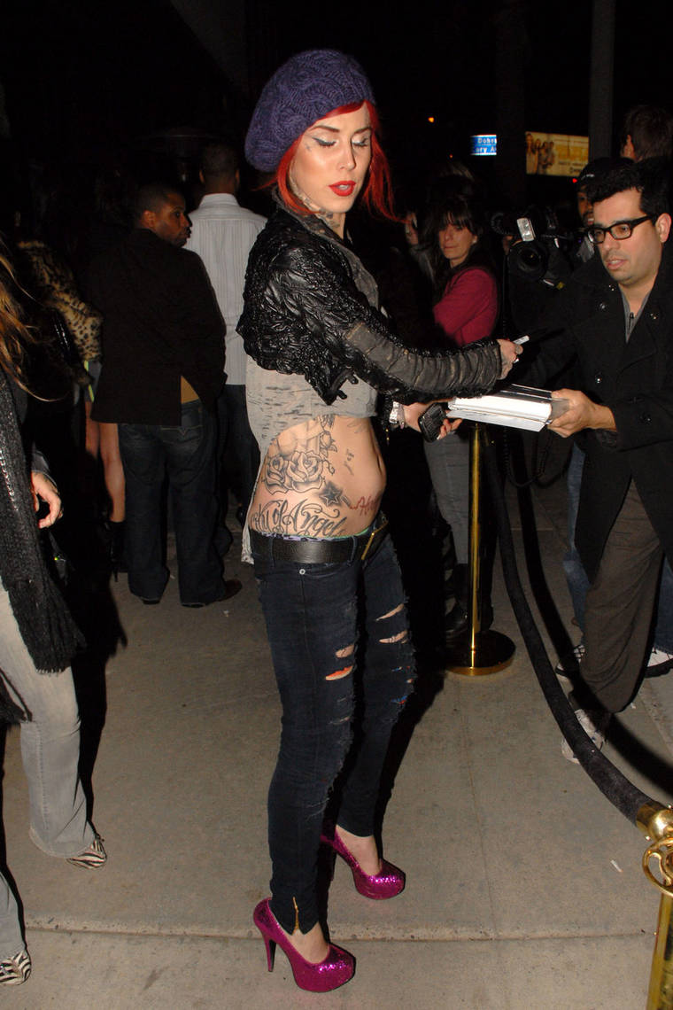 kat-von-d-at-west-hollywood-newest-night