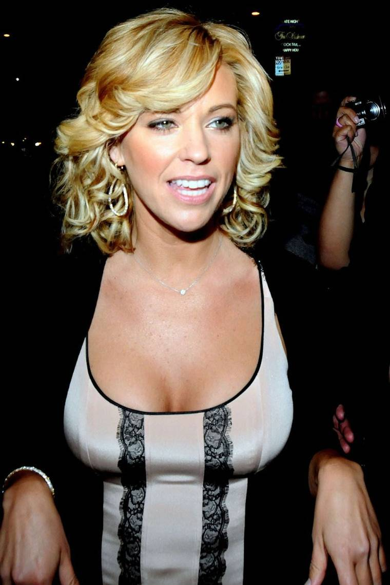 Kate Gosselin eaving Dancing With the Stars Party in LA
