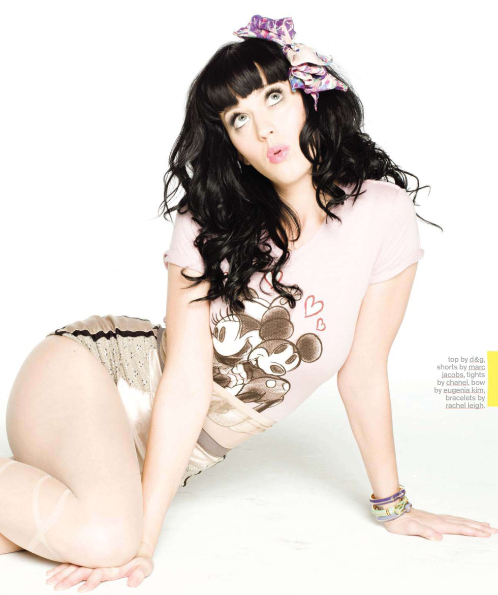 Katy Perry - Nylon magazine - March 2010 - HQ