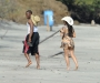 Kim Kardashian in bikini in Costa Rica