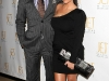 Kourtney Kardashian and Scott Disick at The Dash Fashion Show at Jet nightclub at The Mirage Resort