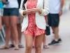 Kourtney Kardashian filming in Miami