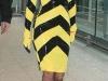 Lady GaGa at Heathrow Airport