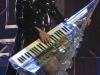 Lady GaGa performed in London