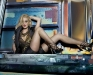 Lindsay Lohan 6126 clothing line photo shoot