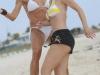 Maria Menounos and Kelly Bensimon - bikini in the bahamas