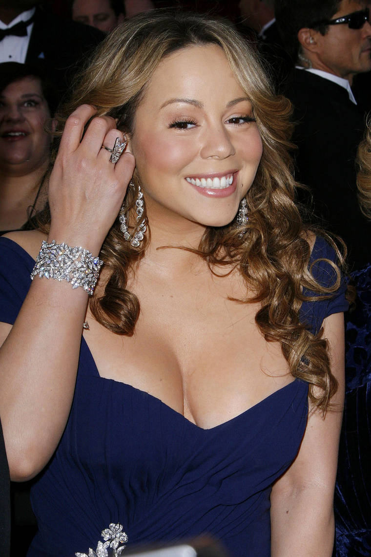 Mariah Carey at 82nd Annual Academy Awards