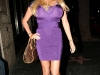Mary Carey Outside Katsuya Restaurant in LA