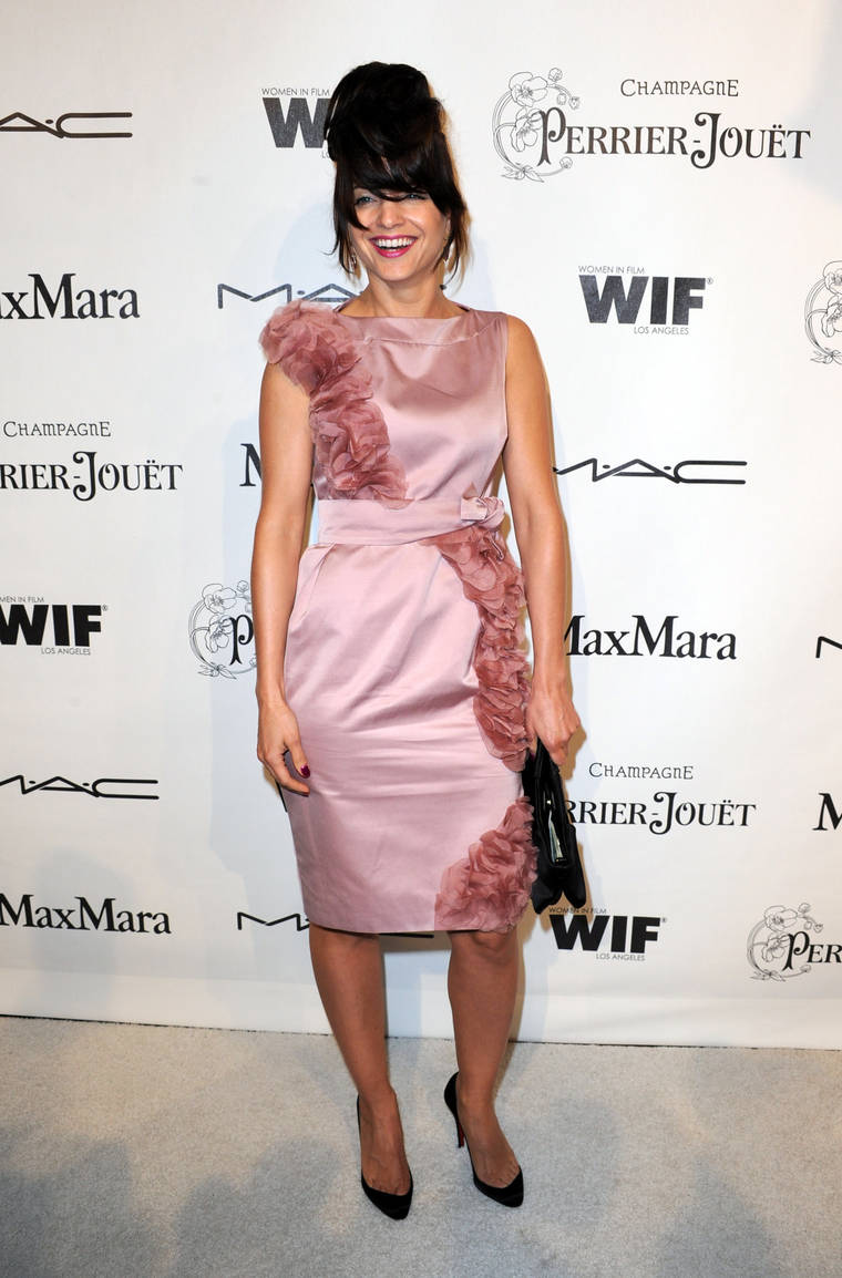 Mena Suvari at the 3rd Annual Women In Film Pre-Oscar Party